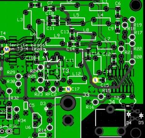 impronta componenti Q1