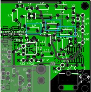 impronta bobine pbf2