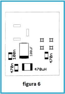 impronta inferiore alimentatore fig 6