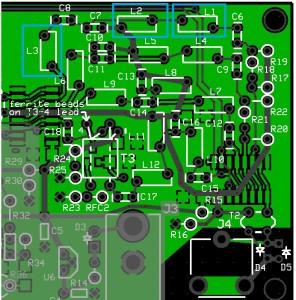 pbf0 impronta bobine