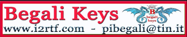 Begali Keys
